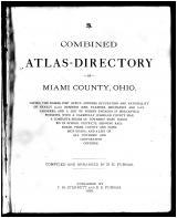 Title Page, Miami County 1883